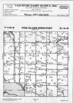 Pine Island T109N-R15W, Goodhue County 1991